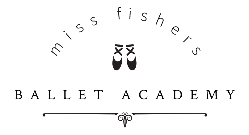 Miss Fishers Ballet Academy Logo